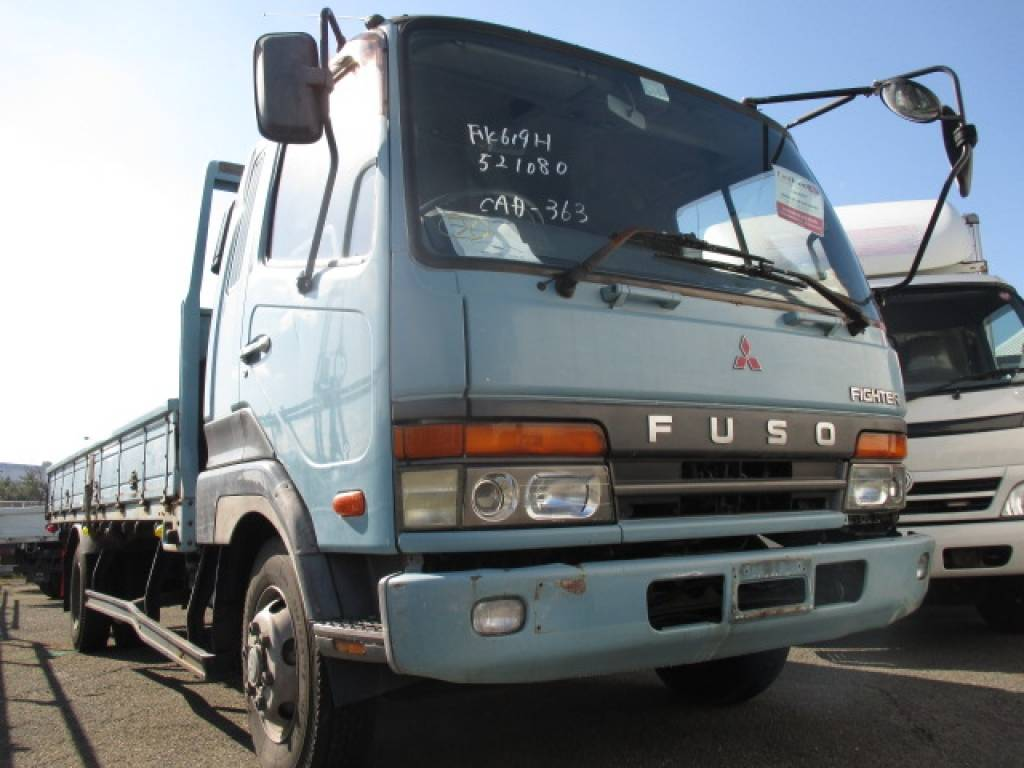 Used 1996 MT Mitsubishi Fuso Fighter FK619H Image[2]