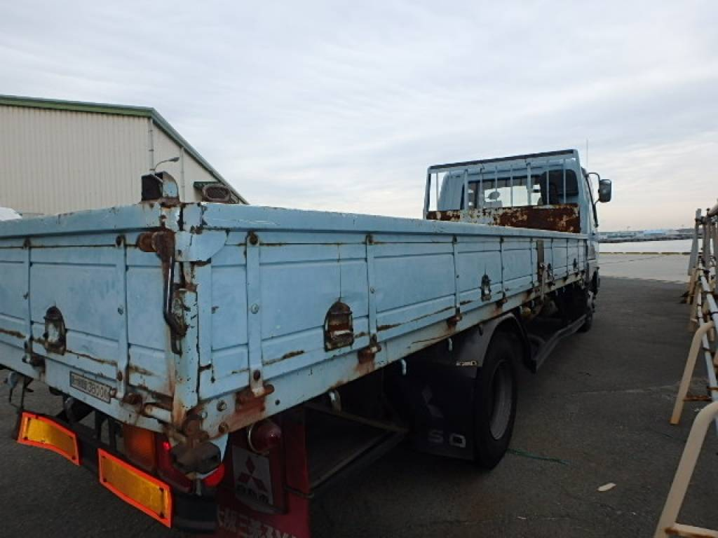Used 1996 MT Mitsubishi Fuso Fighter FK619H Image[5]