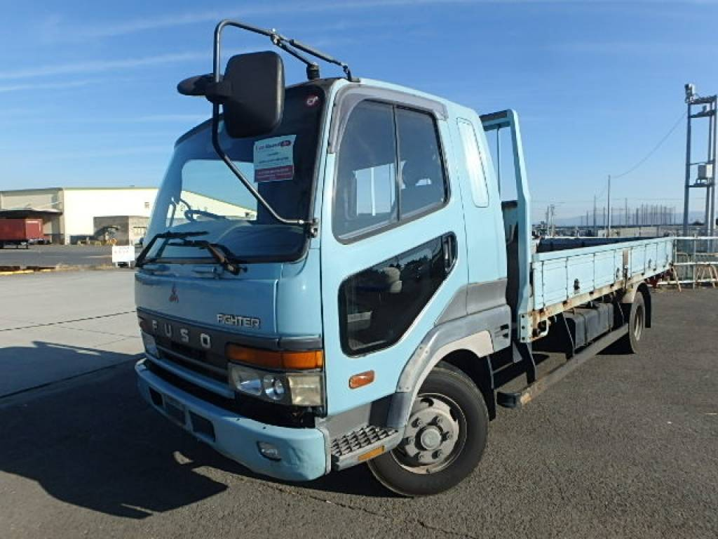 Used 1996 MT Mitsubishi Fuso Fighter FK619H Image[0]