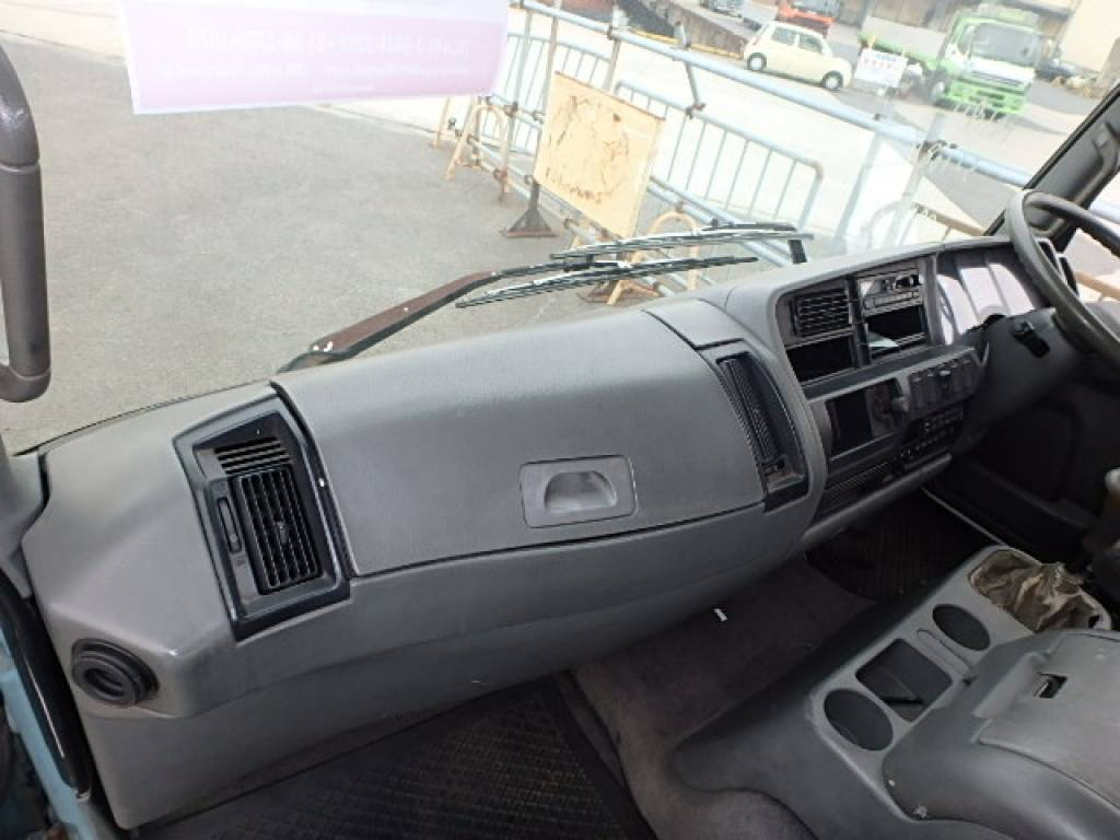 Used 1996 MT Mitsubishi Fuso Fighter FK619H Image[9]