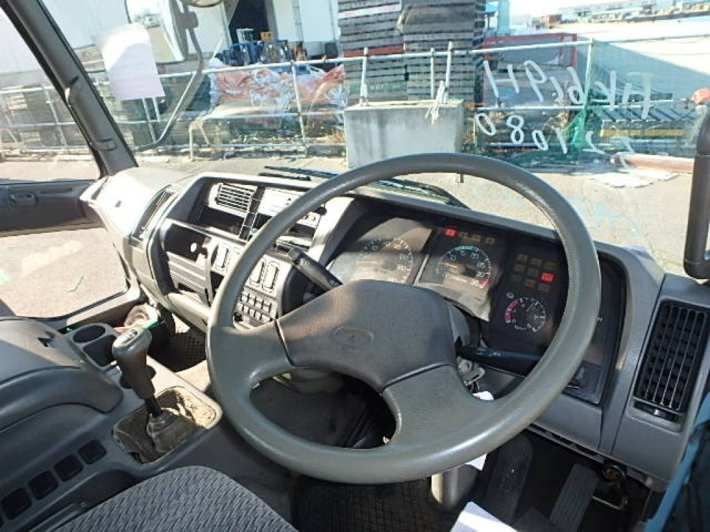 Used 1996 MT Mitsubishi Fuso Fighter FK619H Image[10]