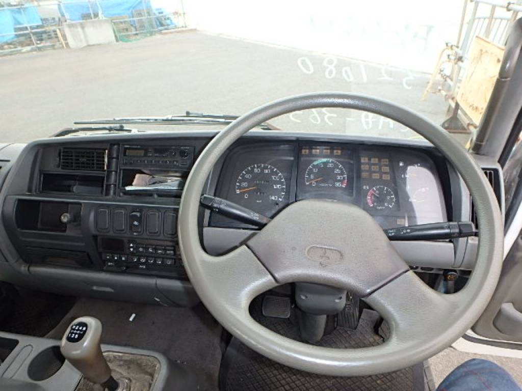 Used 1996 MT Mitsubishi Fuso Fighter FK619H Image[11]