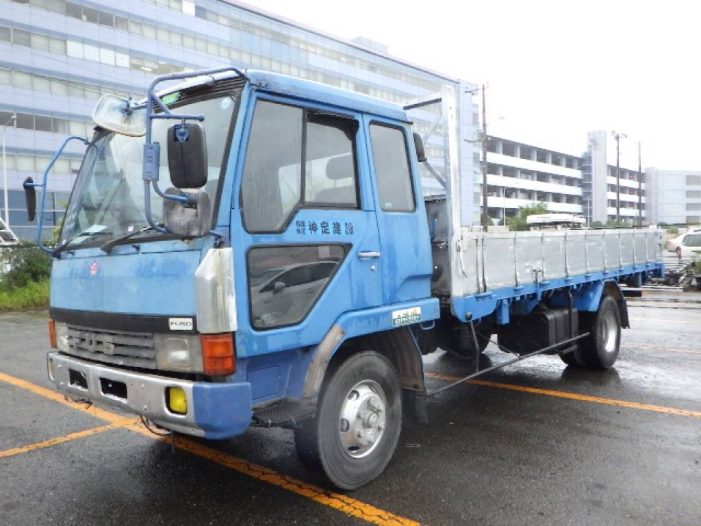 Used 1988 MT Mitsubishi Fuso Fighter FK417HZ Image[0]