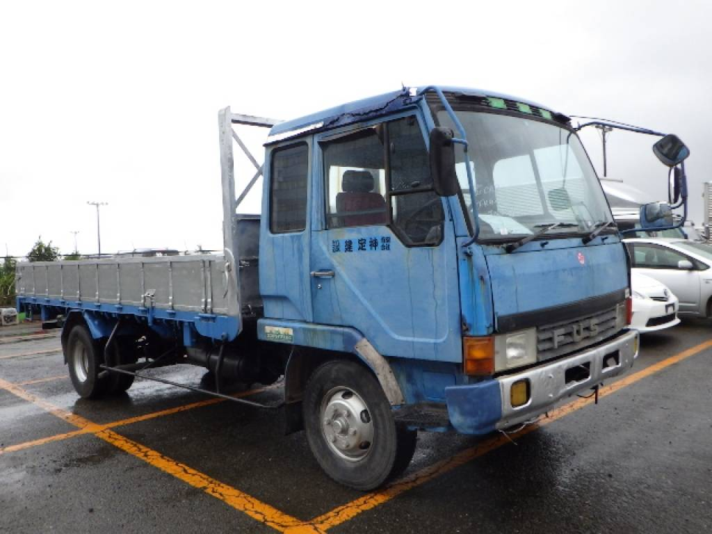 Used 1988 MT Mitsubishi Fuso Fighter FK417HZ Image[2]