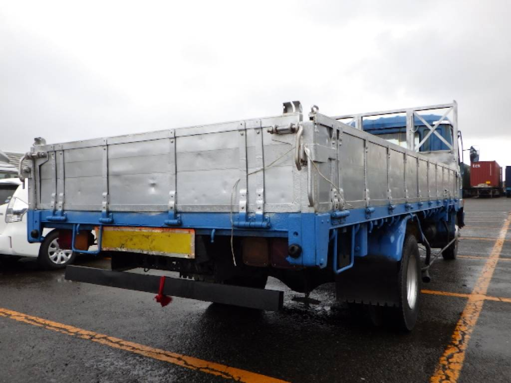 Used 1988 MT Mitsubishi Fuso Fighter FK417HZ Image[6]