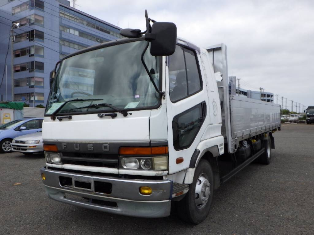 Used 1998 MT Mitsubishi Fuso Fighter FK628K Image[1]