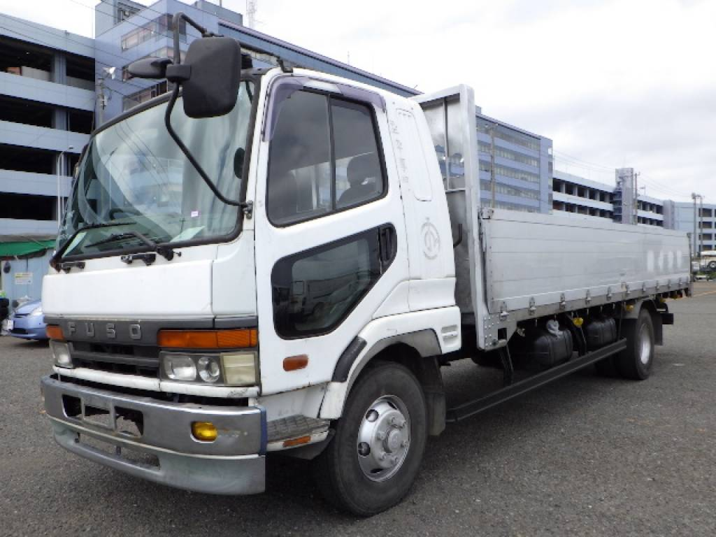 Used 1998 MT Mitsubishi Fuso Fighter FK628K