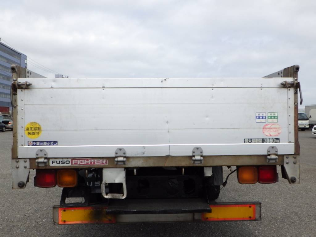 Used 1998 MT Mitsubishi Fuso Fighter FK628K Image[2]