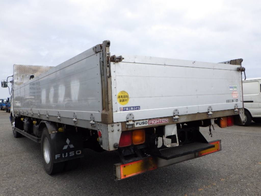 Used 1998 MT Mitsubishi Fuso Fighter FK628K Image[3]