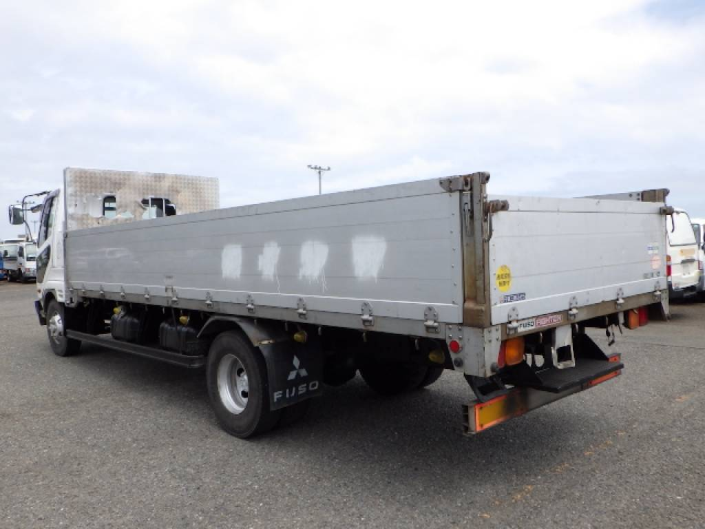 Used 1998 MT Mitsubishi Fuso Fighter FK628K Image[4]