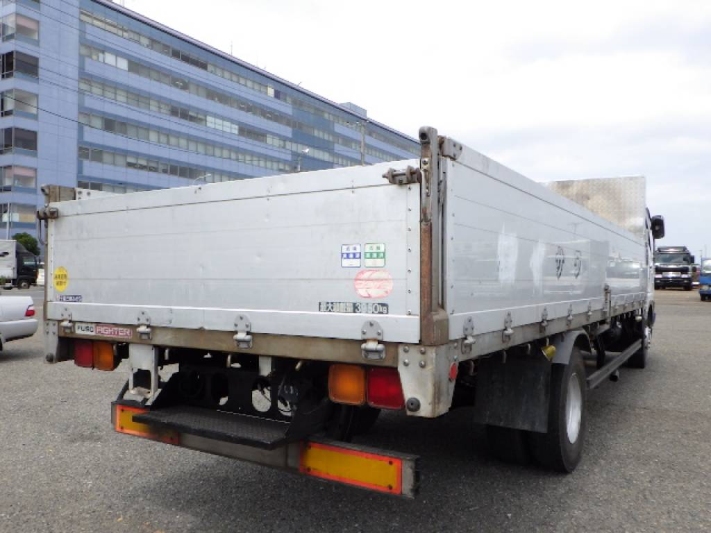Used 1998 MT Mitsubishi Fuso Fighter FK628K Image[5]