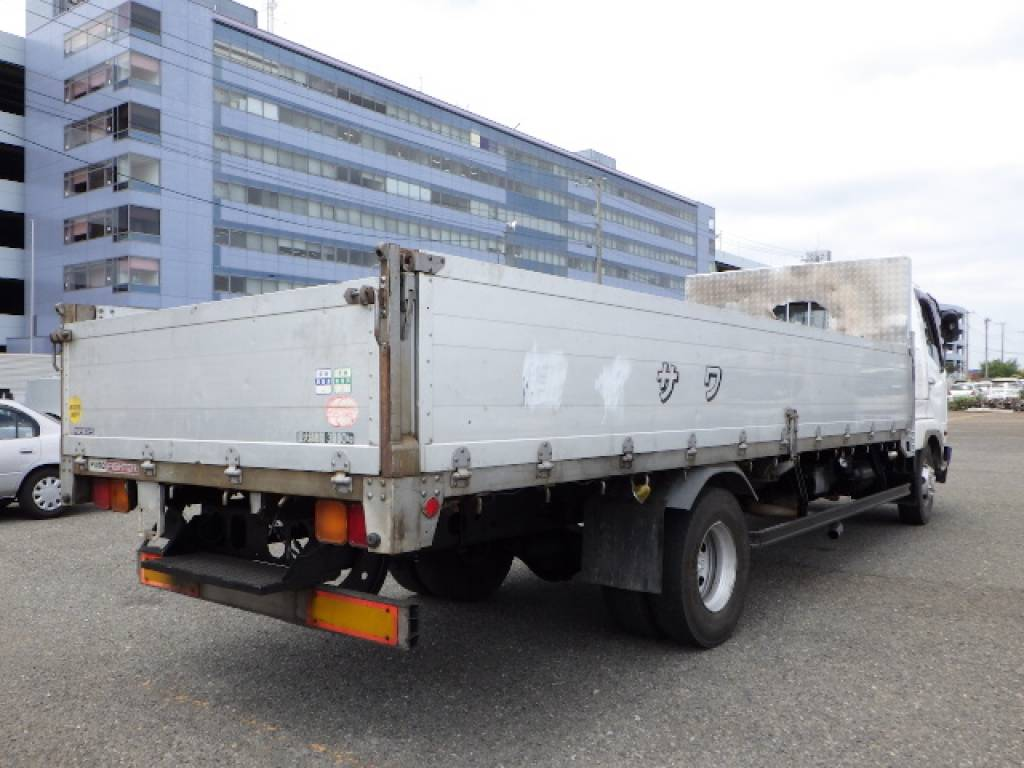 Used 1998 MT Mitsubishi Fuso Fighter FK628K Image[6]