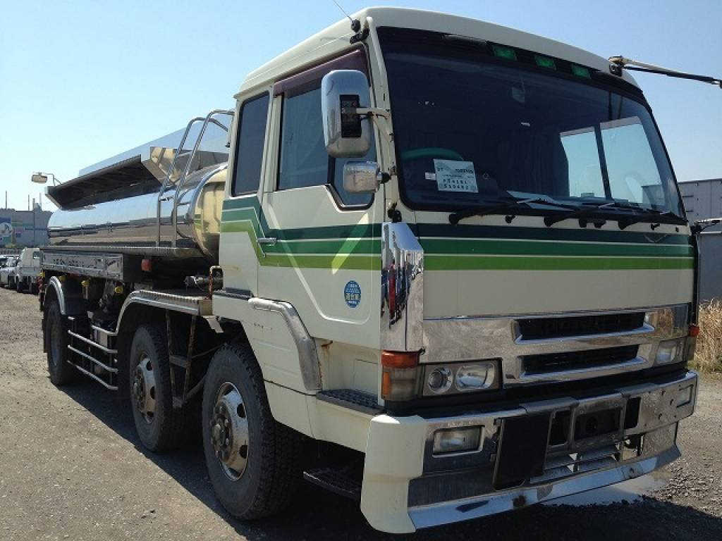 Used 1994 MT Mitsubishi Fuso Super Great FT418L