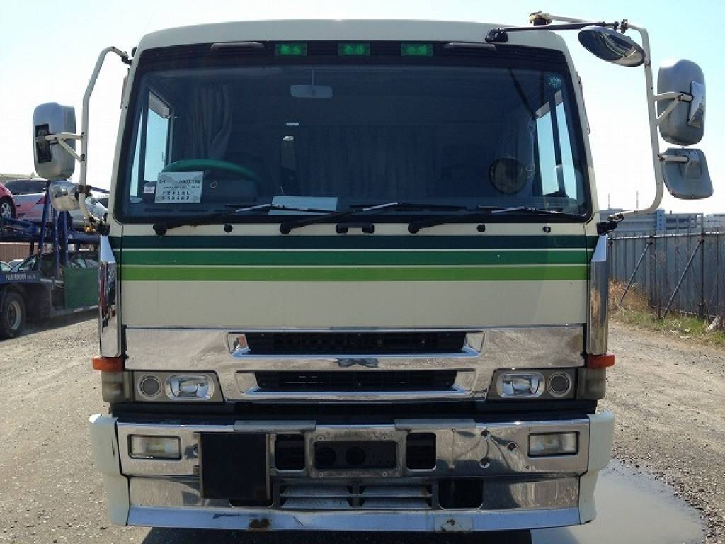 Used 1994 MT Mitsubishi Fuso Super Great FT418L Image[1]