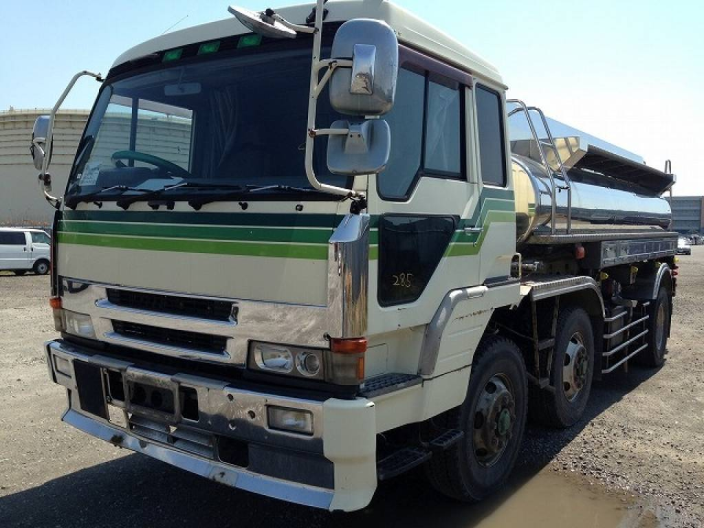 Used 1994 MT Mitsubishi Fuso Super Great FT418L Image[2]