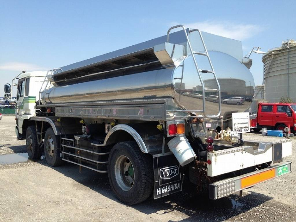 Used 1994 MT Mitsubishi Fuso Super Great FT418L Image[3]