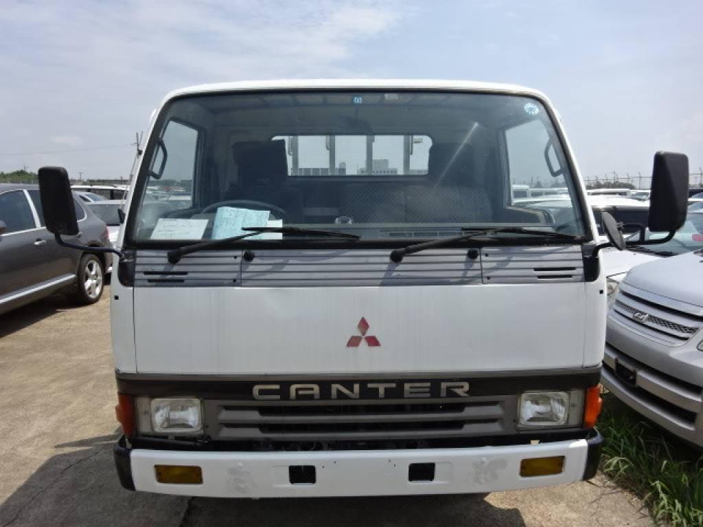 Used 1990 MT Mitsubishi Canter FE435E Image[1]