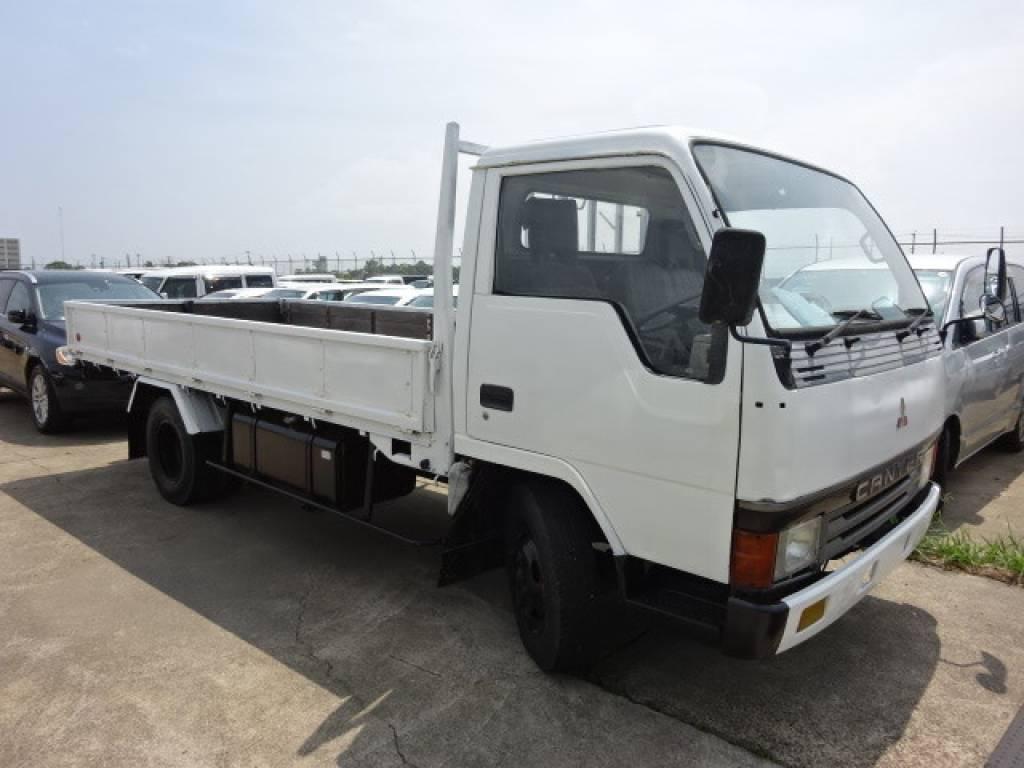 Used 1990 MT Mitsubishi Canter FE435E Image[2]