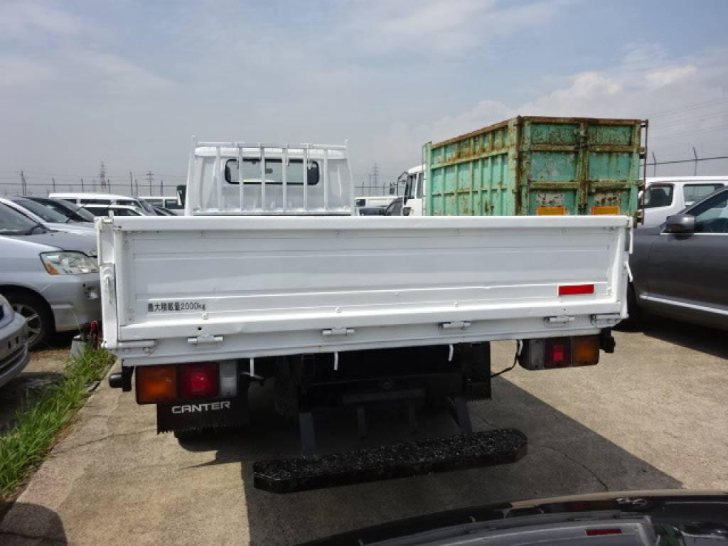 Used 1990 MT Mitsubishi Canter FE435E Image[4]