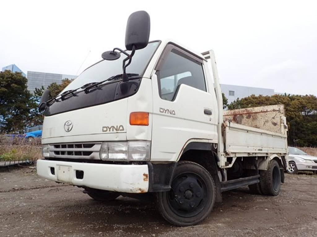 Used 1997 MT Toyota Dyna Truck BU202