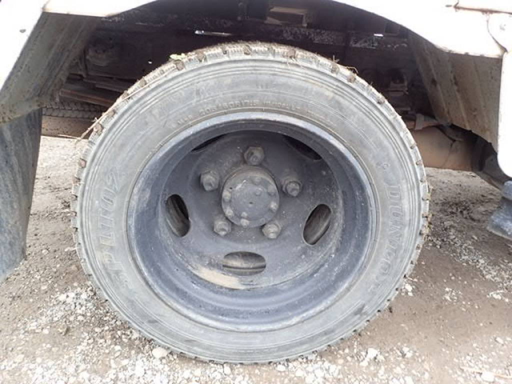 Used 1997 MT Toyota Dyna Truck BU202 Image[15]