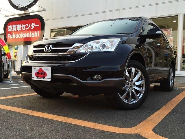 Used 2010 AT Honda CR-V DBA-RE3