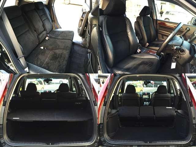 Used 2010 AT Honda CR-V DBA-RE3 Image[6]
