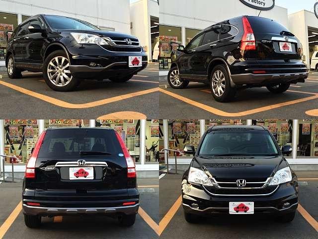 Used 2010 AT Honda CR-V DBA-RE3 Image[8]