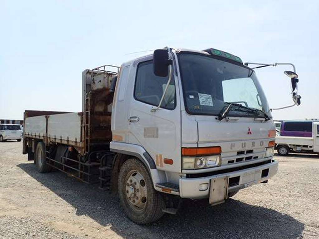 Used 1999 MT Mitsubishi Fuso Fighter FM629L