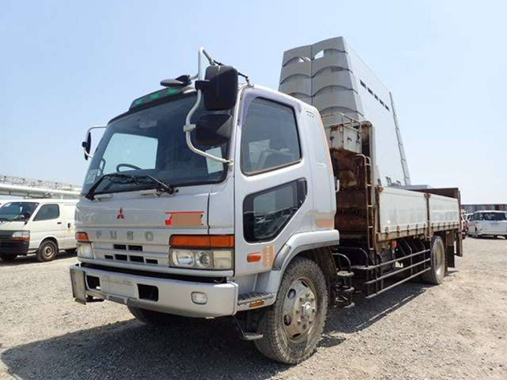 Used 1999 MT Mitsubishi Fuso Fighter FM629L Image[1]