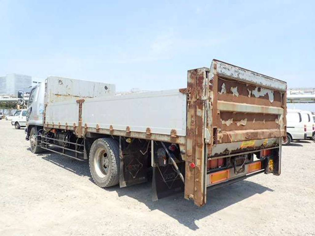 Used 1999 MT Mitsubishi Fuso Fighter FM629L Image[3]