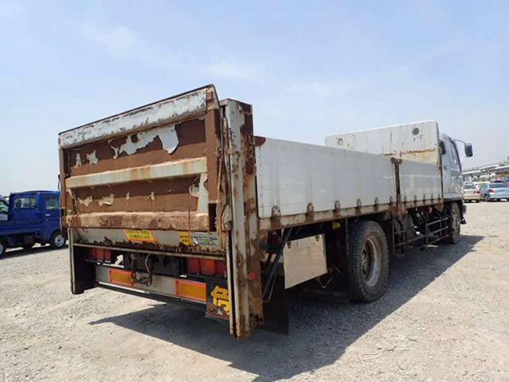 Used 1999 MT Mitsubishi Fuso Fighter FM629L Image[4]