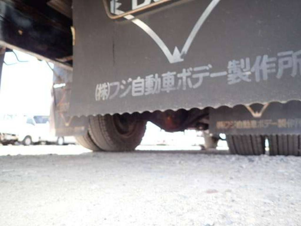 Used 1999 MT Mitsubishi Fuso Fighter FM629L Image[22]