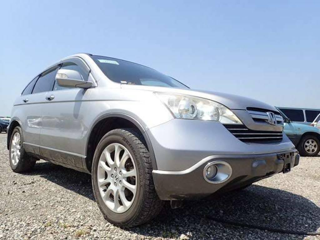 Used 2007 AT Honda CR-V RE4 Image[1]