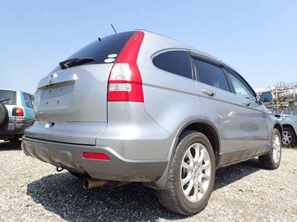Used 2007 AT Honda CR-V RE4 Image[2]