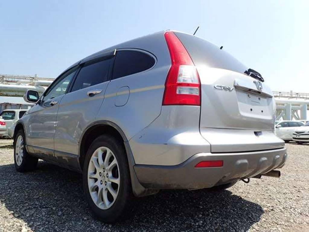 Used 2007 AT Honda CR-V RE4 Image[3]
