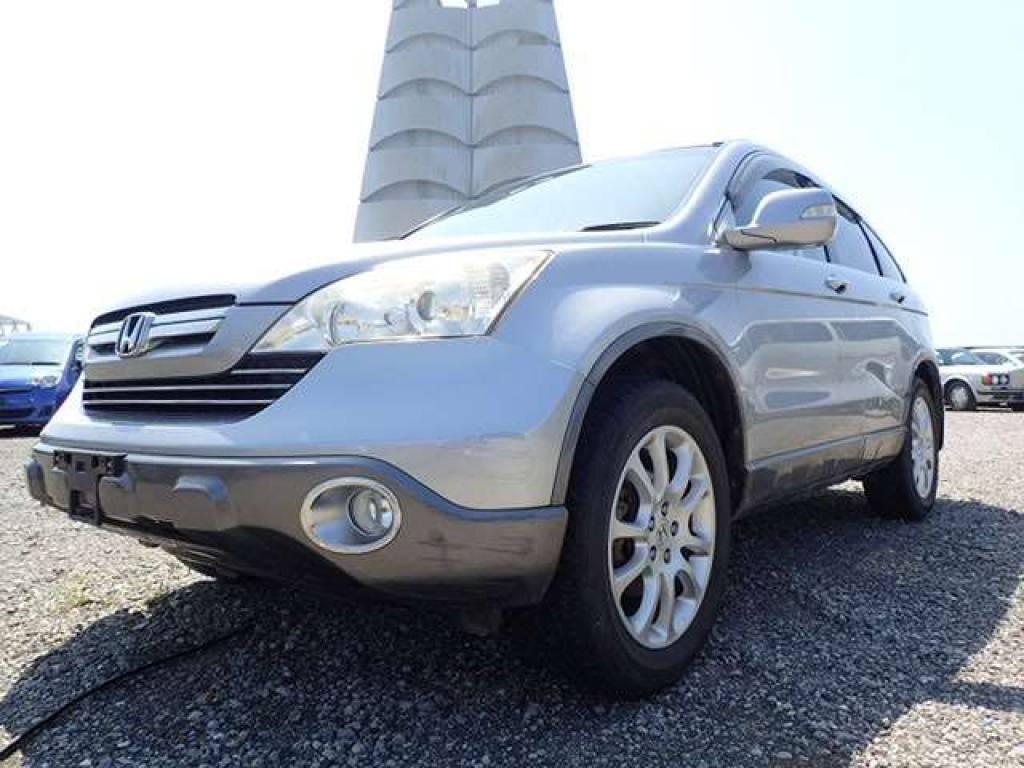 Used 2007 AT Honda CR-V RE4