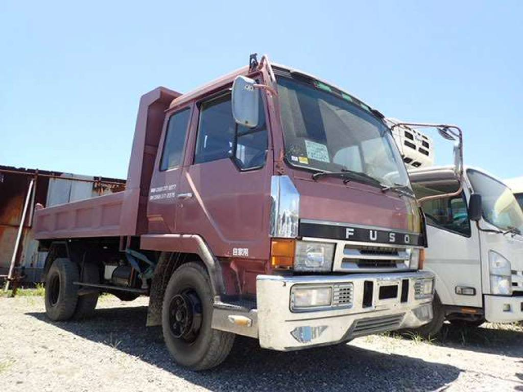 Used 1989 MT Mitsubishi Fighter FK417FZ Image[1]