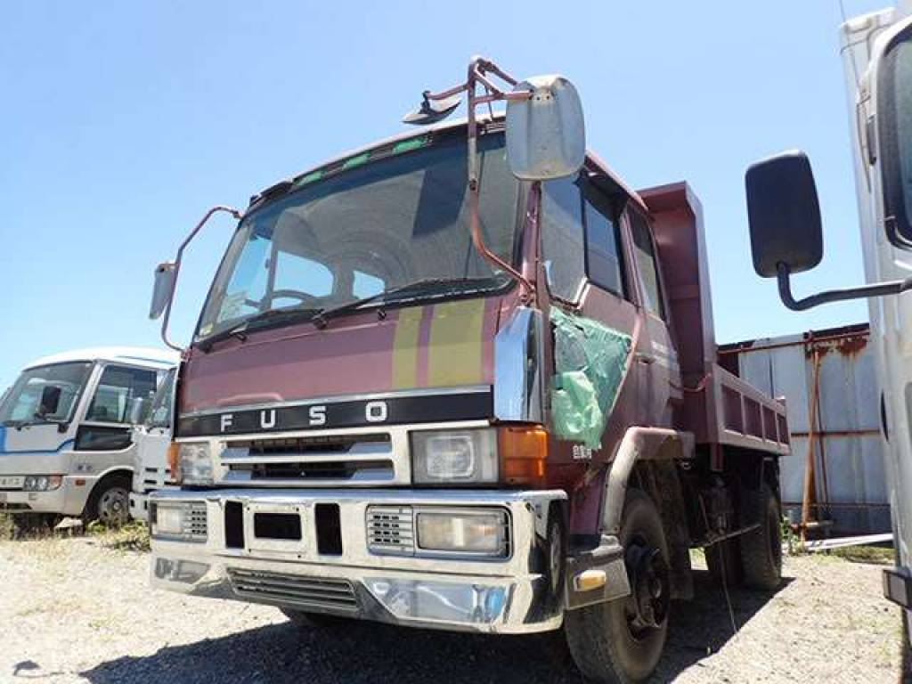 Used 1989 MT Mitsubishi Fighter FK417FZ Image[2]