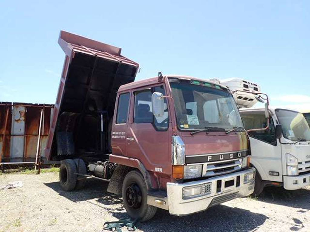 Used 1989 MT Mitsubishi Fighter FK417FZ