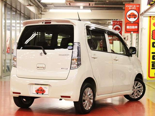 Used 2014 CVT Suzuki Wagon R DAA-MH44S Image[2]