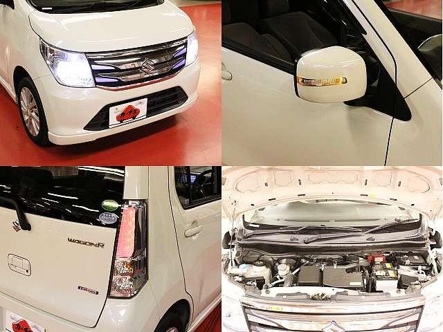 Used 2014 CVT Suzuki Wagon R DAA-MH44S Image[8]