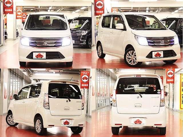 Used 2014 CVT Suzuki Wagon R DAA-MH44S Image[9]