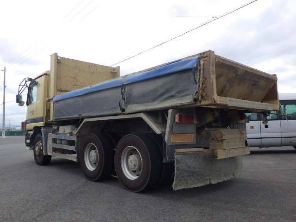 Used 2004  Mercedes Benz ACTROS フメイ Image[3]