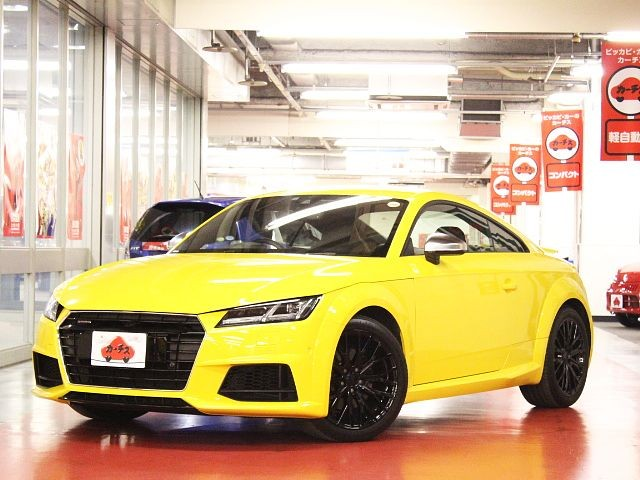 Used 2015 AT Audi TT ABA-FVCHHF