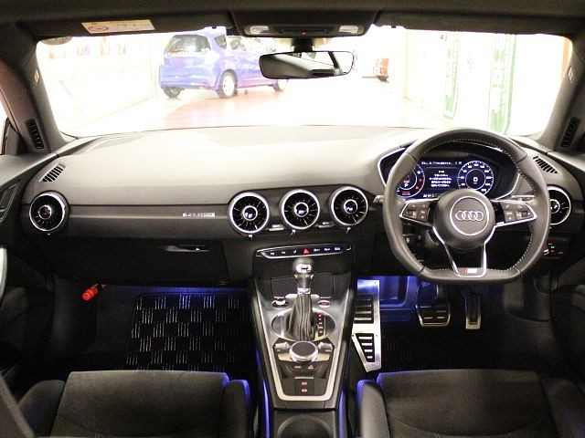Used 2015 AT Audi TT ABA-FVCHHF Image[1]