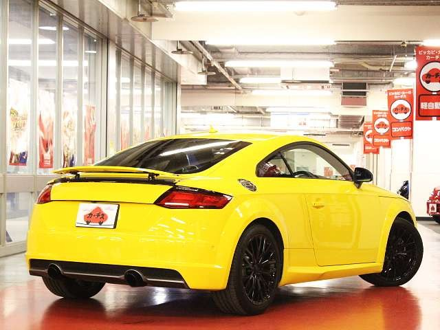 Used 2015 AT Audi TT ABA-FVCHHF Image[2]
