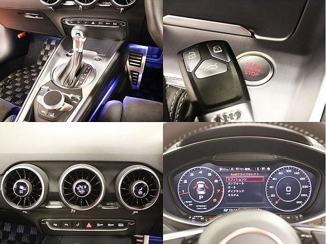 Used 2015 AT Audi TT ABA-FVCHHF Image[6]