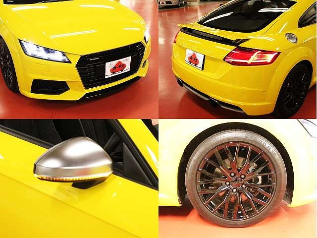 Used 2015 AT Audi TT ABA-FVCHHF Image[8]