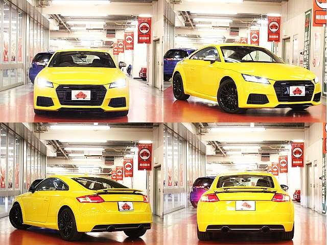 Used 2015 AT Audi TT ABA-FVCHHF Image[9]
